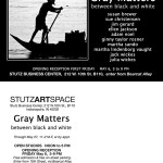 Gray Matters Exhibition Postcard