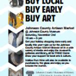 Johnson County Artisan Market Postcard