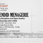 Splendid Menagerie Postcard