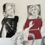 Mixed Media Work by Martha Lindenborg Vaught